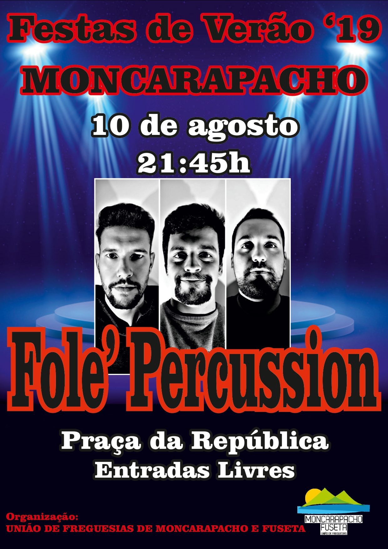 71 Cartaz Fole Percussion 2019
